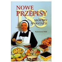 Książki kulinarne i przepisy, 183 nowe przepisy siostry Anastazji (opr. twarda)