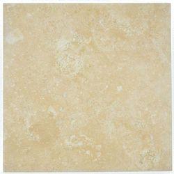 TRAWERTYN CROSS cement/szlif Płytka 61x61x1,2cm