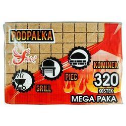 Podpałka - kostki Mega Paka 320 szt. Fenix