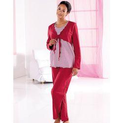 Pidżama LEA biel/róż Anita 1206