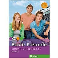 Książki do nauki języka, Beste Freunde B1.1 KB wersja niemiecka HUEBER - Praca zbiorowa (opr. broszurowa)