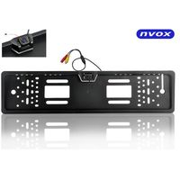 Kamery cofania, NVOX RC 5072 Samochodowa kamera cofania CCD wbudowana w ramkę rejstracyjną