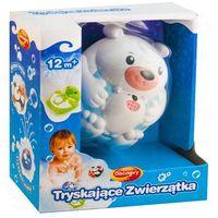 Pozostałe zabawki dla najmłodszych, Tryskające zwierzątka Niedźwiedź polarny