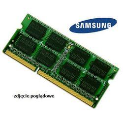 Pamięć RAM 2GB DDR3 1333MHz do laptopa Samsung R Series Notebook RC730 S04PL 2GB_DDR3_SODIMM_1333_109PLN (-0%)