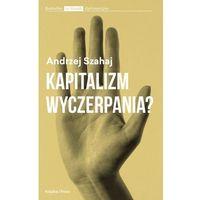 Biblioteka biznesu, Kapitalizm wyczerpania? (opr. broszurowa)