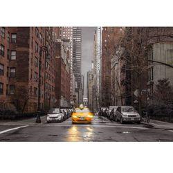 Nowy Jork Taxi Assaf Frank - plakat