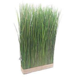 Kolumna trawy naturalnej 59 x 31 x 9 cm