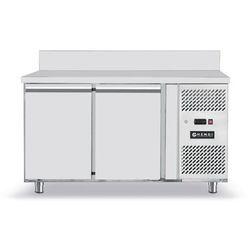 Stół chłodniczy 2-drzwiowy z agregatem bocznym HENDI 232040