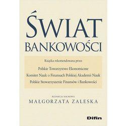 Świat bankowości- bezpłatny odbiór zamówień w Krakowie (płatność gotówką lub kartą). (opr. miękka)