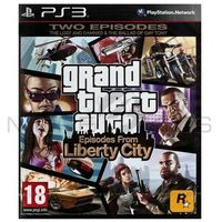 Gry na PS3, GTA Episodes from Liberty City (PS3)
