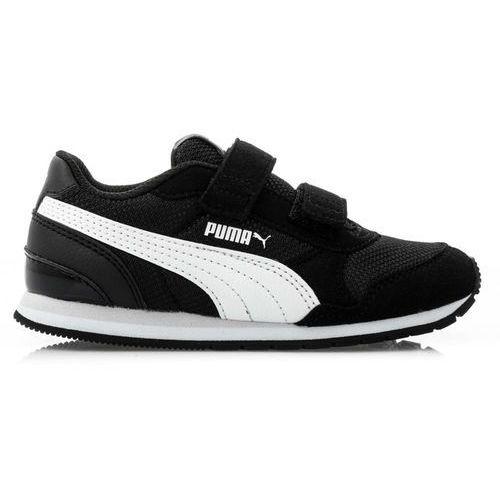 Pozostałe obuwie dziecięce, Buty sportowe Puma ST Runner V2 Mesh V (367137-06)