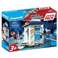 Policja dla dzieci, Playmobil City Action: Starter Pack Policja (70498). Wiek: 3+