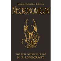 Książki do nauki języka, Necronomicon: Necronomicon (opr. miękka)