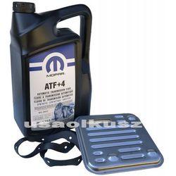 Olej MOPAR ATF+4 oraz filtr automatycznej skrzyni 4SPD Chrysler Sebring