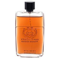 Gucci Guilty Absolute Pour Homme woda perfumowana 90 ml dla mężczyzn