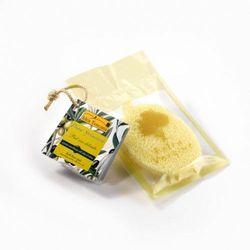 Gąbka do twarzy z oliwą z oliwek - Idea Toscana