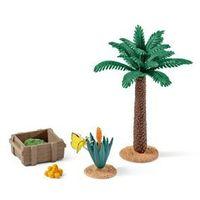 Figurki i postacie, SCHLEICH Pflanzen und Futter Set 42277