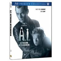 Filmy fantasy i s-f, A.I. Sztuczna inteligencja (Premium Collection) Artificial Intelligence: AI