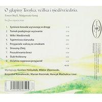 Bajki i piosenki, Różni Wykonawcy - BAJKA O GLUPIM TOMKU, WILKU I NIEDZWIEDZIU - BAJKA MUZYCZNA