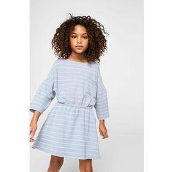 Mango Kids - Sukienka dziecięca Saona 116-164 cm