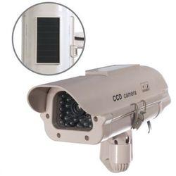 CEE Atrapa kamery Solarna migajaca LED (SOL1500) Darmowy odbiór w 21 miastach!