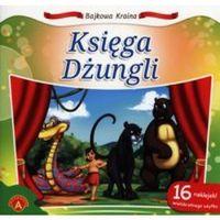 Książki dla dzieci, Bajkowa kraina Księga dżungli (opr. miękka)