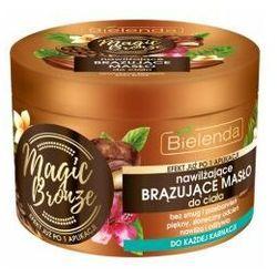 Bielenda Magic Bronze, nawilżające masło brązujące, 200ml