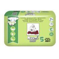 Pieluchy jednorazowe, Muumi Maxi+ 10-16kg, 22 szt.