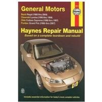 Biblioteka motoryzacji, General Motors: Buick Regal, Chevrolet Lumina, Olds Cutlass Supreme and Pontiac Grand Prix (88 - 07) (USA)