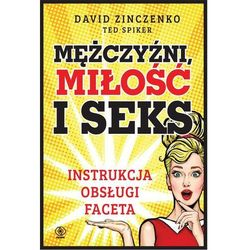 Książka Mężczyźni, Miłość i Seks | 100% DYSKRECJI | BEZPIECZNE ZAKUPY