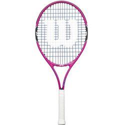 Wilson rakieta tenisowa Burn Pink 25 Rkt - BEZPŁATNY ODBIÓR: WROCŁAW!