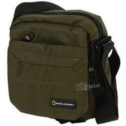 National Geographic PRO mała torba / saszetka na ramię / N00703.11 - zielony