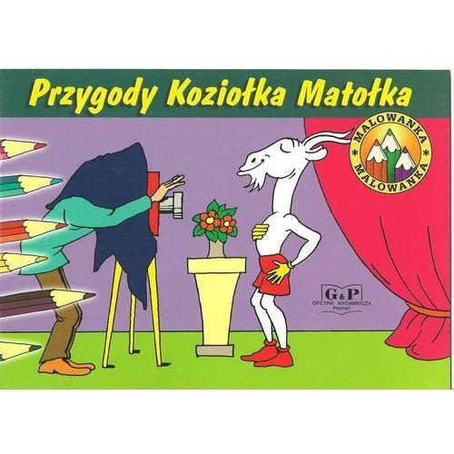 Kolorowanki, Malowanka Przygody Koziołka Matołka