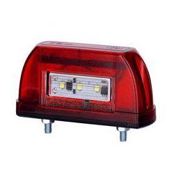 Lampa LED oś. tablicy rejestracyjnej mała (LTD669)