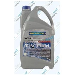 Olej T-IV Fluid 4L.