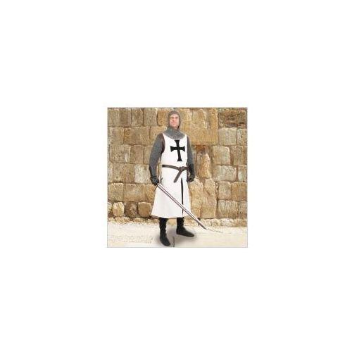 Pozostała odzież męska, HISTORYCZNA RYCERSKA TUNIKA KRZYŻACKA (WS101596) L/XL