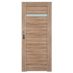 Drzwi z podcięciem Everhouse Credis 70 prawe dąb sonoma