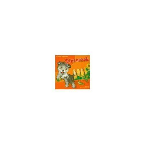 Książki dla dzieci, Pieseczek (opr. twarda)