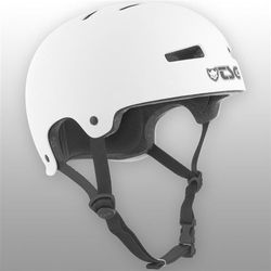 kask TSG - Evolution Solid Color Satin White (165) rozmiar: XXL