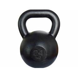 Kettlebell żeliwny RAW Tiguar 24 kg - 24 kg