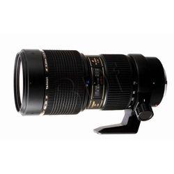 Obiektyw Tamron 70-200 mm f/2.8 Di LD [IF] Makro (Canon) + Velbon Monopod UP-400