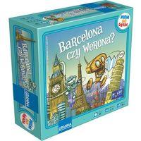 Gry dla dzieci, GRANNA Gra Barcelona czy Werona?
