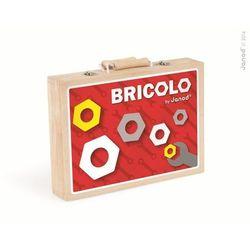 Walizeczka z narzędziami Bricolo - Janod