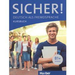 Sicher B1. Kursbuch (opr. miękka)