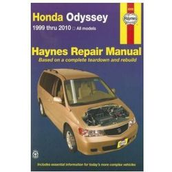 99734Honda Odyssey (99 - 10) (USA)