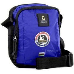 National Geographic EXPLORER mała torba / saszetka na ramię / N01103.45 - niebieski