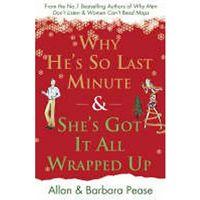 Książki do nauki języka, Why Are Men So Last Minute and Shes Got It All Wrapped (opr. miękka)