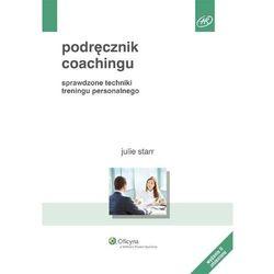 Podręcznik coachingu-Wysyłkaod3,99 (opr. miękka)