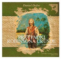 Przypadki Robinsona Crusoe. Klub czytanej książki. Audiobook (1 CD-MP3) + zakładka do książki GRATIS