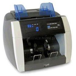 Jednokieszeniowa liczarka wartościowa BellCount V 510 z kontrolą autentyczności UV, IR, MG, 3D,